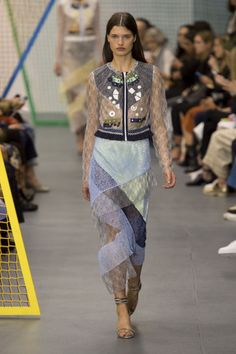 The best looks of London Fashion Week S/S 2016, Peter Pilotto