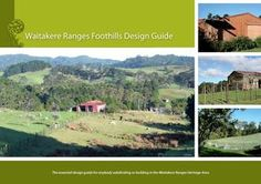 Calaméo - Waitakere Ranges Foothills Design Guide