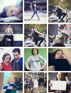 Lena Dunham's epic Instagram photos