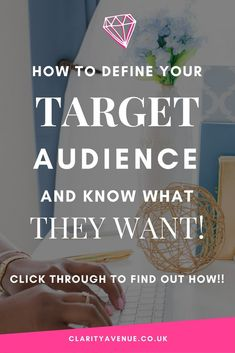 What Is A Target Audience And How Do You Know What They Want Versuchen Sie, Traffic auf Ihren How To Find Out, How To Make Money, Diy Home Decor Rustic, Branding, Do You Know What, Target Audience, Social Media Content, Blogging For Beginners, Affiliate Marketing