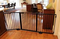 A double locking system as well auto lock is the key feature of the #babygates, and you should enquire about this feature before buying any type of gate from the market. You should also enquire about the quality and work type of these locking systems which will ease you from any future hassle. http://www.thegateadviser.com/top-10-best-baby-gates/