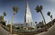 The Burj Khalifa United Arab Emirates