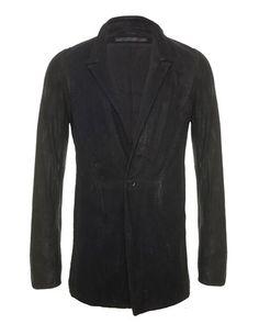 Calfskin coat _JULIUS