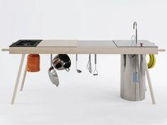 Le it du moment : la kitchen mobile