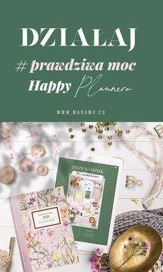 """W Happy Plannerze zaczynasz od podsumowania minionego roku. To chwila refleksji i czas tylko dla Ciebie, w którym żegnasz stare i witasz nowe. Wiemy, że hasło """"Nowy Rok – nowa Ty"""" jest nieco oklepane. Zależy nam jednak, abyś uświadomiła sobie, że kolejne 12 miesięcy możesz zacząć od nowa. Happy Planner, Place Cards, Place Card Holders"""