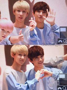 aww they're so adorable asdfghjkl #seventeen #joshua #the8