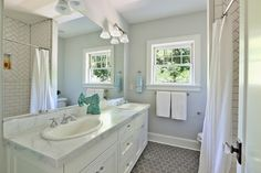 Renovation on NE 38th - Transitional - Bathroom - portland - by Reilly Signature Homes
