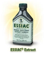 ESSIAC, a proprietary herbal formula by Rene M. Caisse is available in capsules, powder and extract. Include it in your daily lifestyle to help support your immune system, in whichever form!
