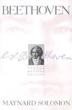 Beethoven by Maynard Solomon, 9780825672682.