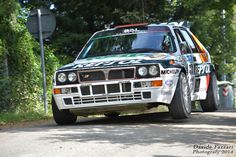 "carpr0n:  ""Starring: Lancia Delta  By Davide Fazzari  """