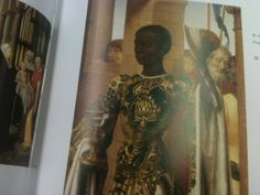 Moorish Noble/Black Nobility in Europe Renaissance Era