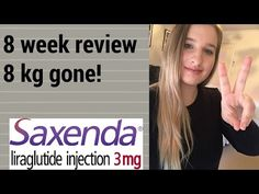 Saxenda Review - 2 Months - YouTube
