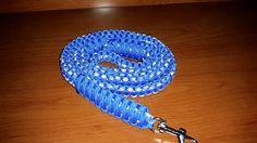 4ft Paracord Dog Leash by SamsStitchery on Etsy