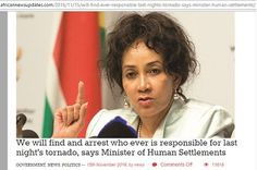 Minister of Human Settlements Lindiwe Sisulu has made good on her promise to halt the sale of a house of a military veteran who was struggling to make monthly repayments.Absa confirmed that it had halted the auction of Raymond Cindi's home' who. Political Events, Political Party, South African News, Human Settlement, Nuclear War, Military Veterans, The Guardian, No Response