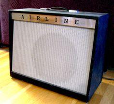vintage magnatone amps | Vintage Magnatone 440 1950s-1960s Tube Guitar Amp | Vintage Guitar ...