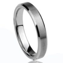 4MM Titanium Comfort Fit Wedding Band
