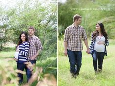 Brenna + Nate Maternity | Diana Elizabeth