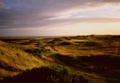 Royal Troon Golf Course. Home of this famous hole...the Postage Stamp