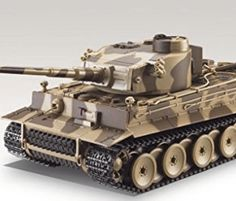 German Tiger I Battle Tank R/C Airsoft Metal Cannon Model Heavy Panzer Camo EAN - Manufacturer - Amazing Tech Depot, Package Dimensions - 21 x x 8 inches, Item Weight - 6 pounds, Product Group - Toy, Part Number - size - Tiger I UPC - 871128782112 Best Rc Cars, Rc Cars And Trucks, Rc Tank, Tiger Tank, Thing 1, Battle Tank, Bnf, Radio Control, Military Vehicles
