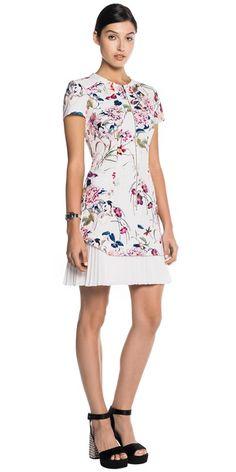 6414bb4f5767 CUE - Summer Garden Pleat Dress Buy Dresses Online, Summer Garden, Casual  Dresses,