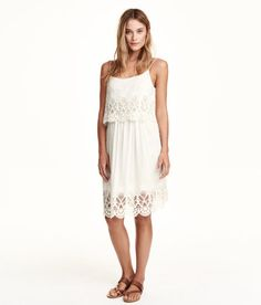H&M Dress w/ lace $59.95