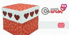 # Caixa-Surpresa para o Dia dos Namorados - DeBORLA - O seu sorriso não tem preço!