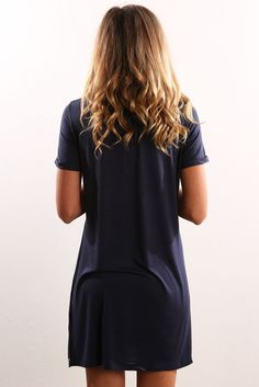 Check out this product from Jean Jail: Rhythm: My Tee Tunic Navy
