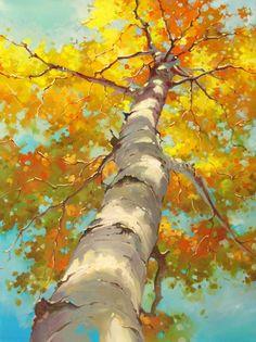 Ivan Alifan Jdanov 1989   Russian-born Canadian painter