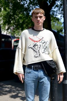 The Best Street Style From the London Spring 2019 Menswear Shows