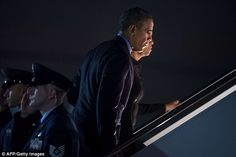 The president has visited the sites of other mass shootings, including Charleston, South ...