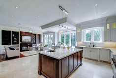 Contemporary Kitchen Design and Renovation in Richmond Hill Contemporary Kitchen Design, Contemporary Style, Richmond Hill, Kitchen Gallery, Main Door, Home Decor, Decoration Home, Kitchen Photos, Room Decor