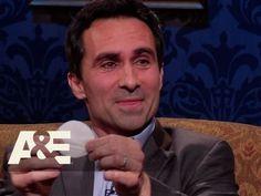 Bates Motel: Nestor Carbonell Proves He Is Not Wearing Eyeliner (Season 2)   A&E - YouTube