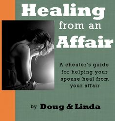 Dealing with infidelity in a marriage