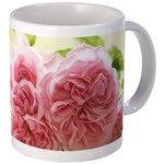 Beautiful shabby roses Mugs