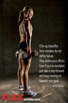 Fitness motivation Treasure