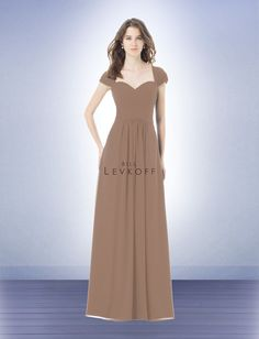 Bridesmaid Dress Style 496 - Bridesmaid Dresses by Bill Levkoff. Option for Lilli - at Belle Amour