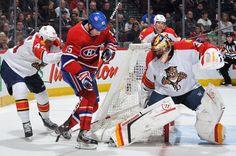 Montreal Canadians ~ Scott Clemmensen, Erik Gudbranson and Ed Jovanovski Panthers Hockey, Panthers Vs, Awsome Pictures, Nhl Season, First Period, Wayne Gretzky, Florida Panthers, San Jose Sharks, Edmonton Oilers