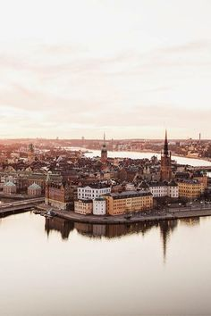 Visit Stockholm for an unforgettable adventure. Discover the best hotels, restaurants and things to do with this highly curated Stockholm travel guide. Places Around The World, Oh The Places You'll Go, Travel Around The World, Places To Travel, Places To Visit, Voyage Suede, Sweden Travel, Voyage Europe, Europe Destinations