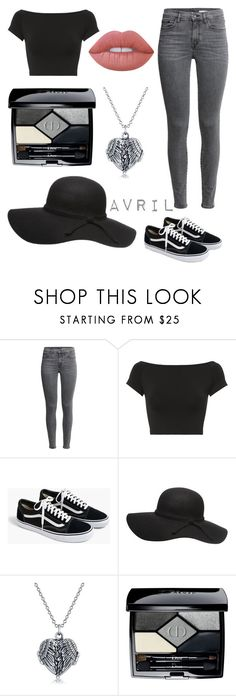 """24"" by thisisalle on Polyvore featuring Helmut Lang, J.Crew, Bling Jewelry, Christian Dior and Lime Crime"