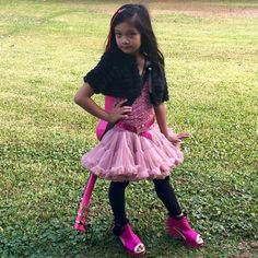 The Rockstar  sc 1 st  Pinterest & Barbie Princess Charm School | My Kids Costumes | Pinterest ...