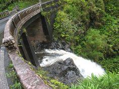 Road to Hana Maui Hawaii, Kauai, Road To Hana, Emerald Isle, Most Favorite, Islands, Waterfall, Road Trip, Places