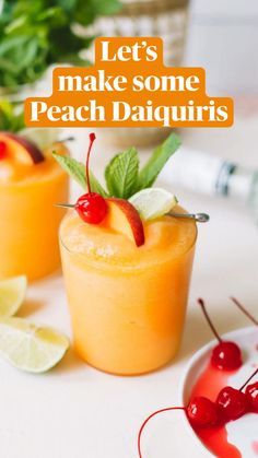 Drink Recipes Nonalcoholic, Alcohol Drink Recipes, Cocktail Recipes, Tropical Drink Recipes, Frozen Drink Recipes, Frozen Cocktails, Frozen Alcoholic Drinks, Liquor Drinks, Summer Cocktails