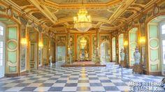 Lisboa: A visita ao Palácio Nacional de Queluz | Meus Roteiros de Viagem