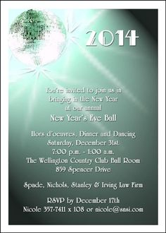 find lots of creative new years eve party invitations with discounted prices at cardsshoppe