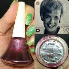 Lakewood Ohio, Bonne Bell, Red Lake, Vintage Nails, Nail Polish Bottles, Dresser Sets, Cosmetic Packaging, Vintage Perfume, Nail Colors