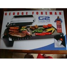grille planche duo grille george forman