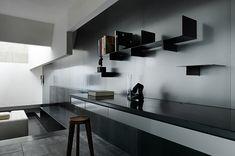 form: kouichi kimura architects / house of silence, shiga 静謐な家
