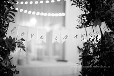 candy sign for wedding candy bar