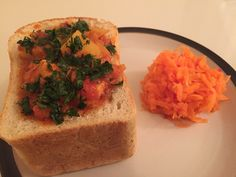 Bunny Chow is a traditional South African dish, consisting of a curry served in a bread bowl. Sambal Recipe, South African Dishes, Bread Bowls, Chow Chow, Curries, Bristol, Cornbread, Carrot, Bunny
