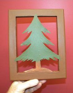 Diy christmas canvas silhouette diyeasycrafts do it how to make diy canvas silhouette christmas decorations solutioingenieria Choice Image